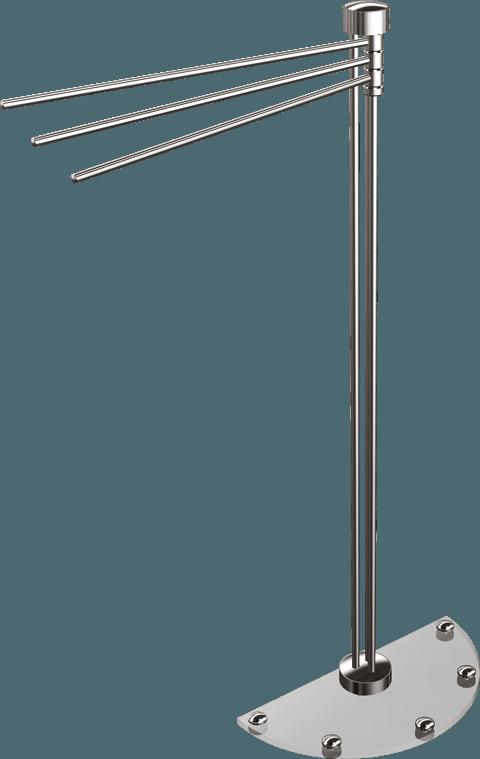 1050-20 Stojak łazienkowy stojący
