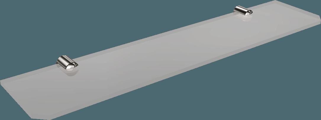1057-20 Półka szklana 50cm