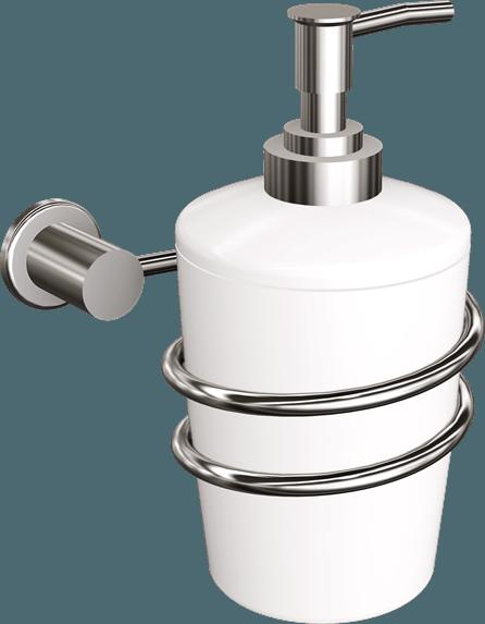 1092-20 Mydelniczka na mydło w płynie