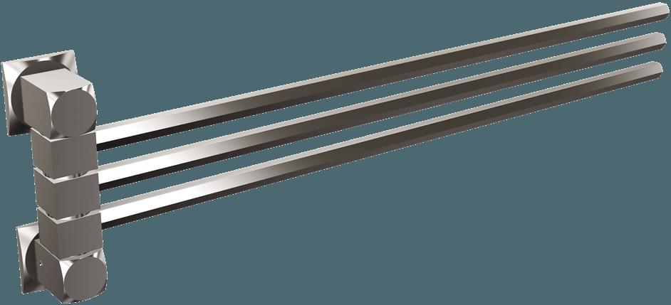 1140-20 Wieszak 3-prętowy