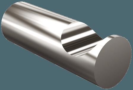 1193-20 Wieszak pojedynczy zrowkiem (dł. 6 cm)
