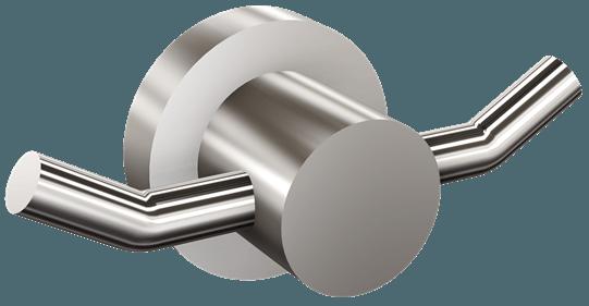 1198-20 Wieszak podwójny z prętami 8 mm