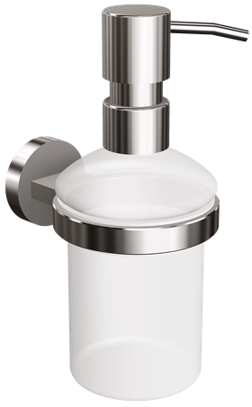 1215-20 Mydelniczka na mydło w płynie