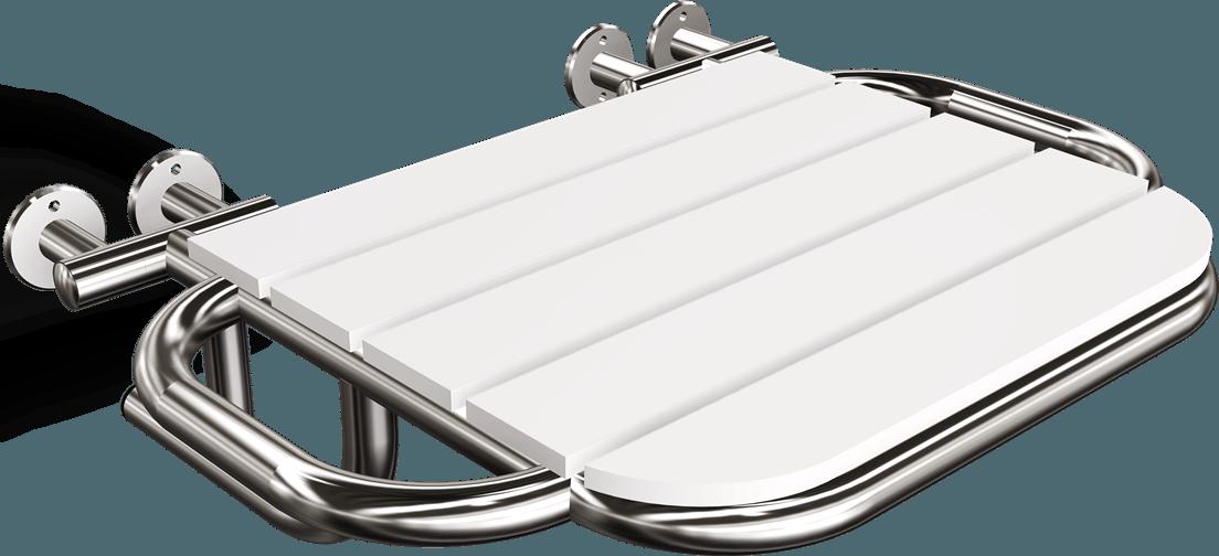 1263-20 Krzesełko prysznicowe     zuchwytami